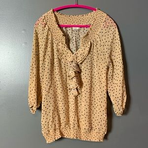 Old navy sheer blouse